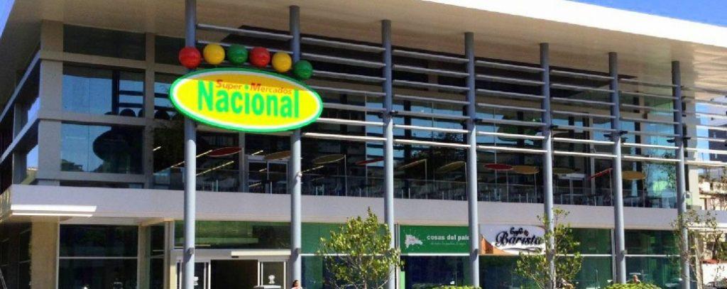 Empleo en el Supermercado Nacional