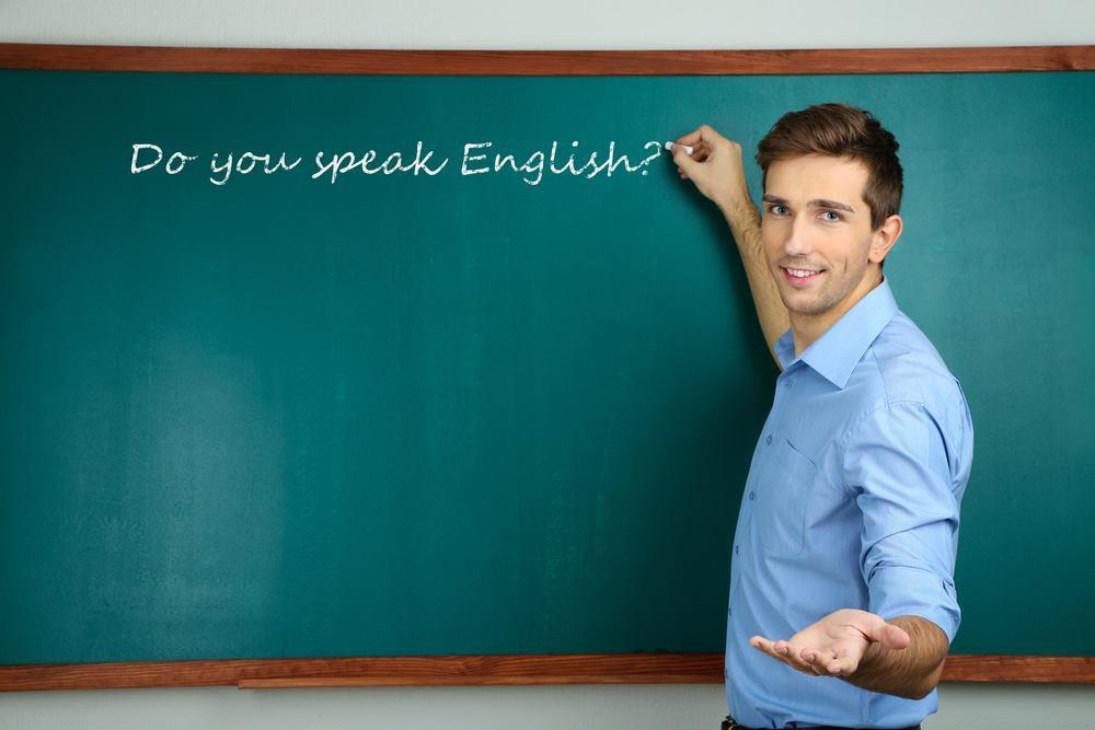 English Teacher Good Class